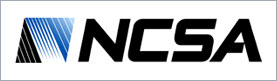 NCSA horizontal logo