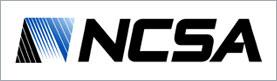 NCSA horizontal logo